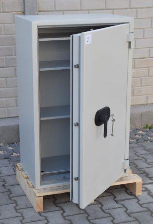 Használt GST TRESOR - Wuppertal 9 tűzálló páncélszekrény (ELADVA)