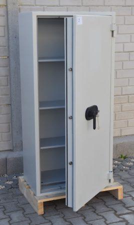 Használt GST TRESOR - Wuppertal 11 tűzálló páncélszekrény (S60P) ELADVA