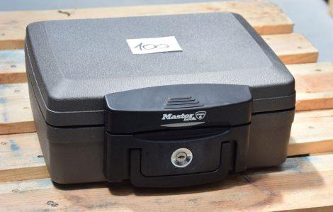Master Lock - H0100 tűzbiztos vízálló kazetta (ELADVA)