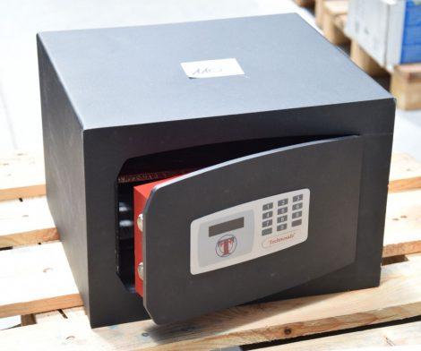 Technomax - MTE 4 digitális bútorszéf (ELADVA)