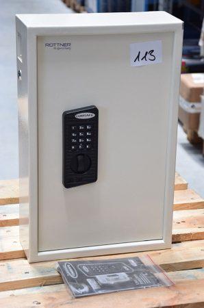Rottner Tresor - Keytronic 100 kulcsszekrény elektronikus zárral
