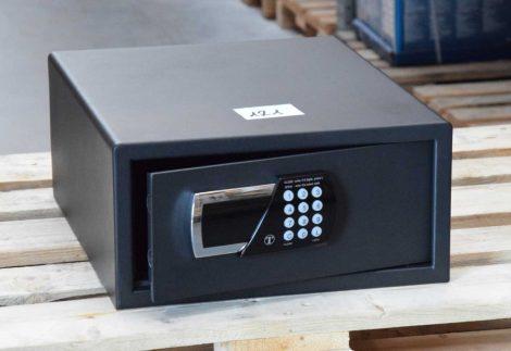Technomax - TSW 4HNS laptop széf elektronikus zárral (bemutatódarab volt)