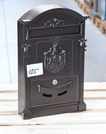 Picco - Terzo díszes kerítésen kívüli postaláda  (szállítási sérült)