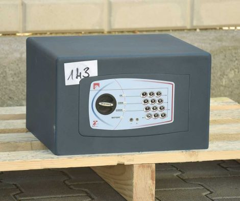 Technomax - GMT 3 bútorszéf elektronikus zárral