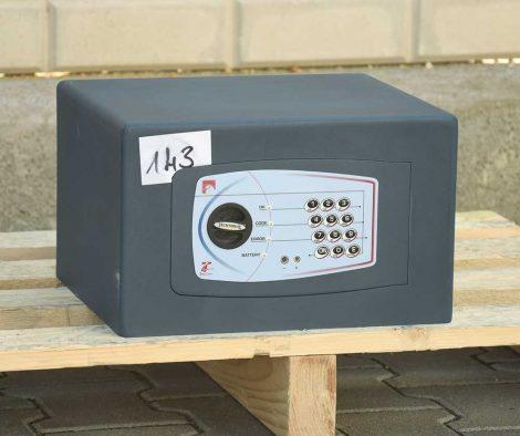 Technomax - GMT 3 bútorszéf elektronikus zárral (ELADVA)