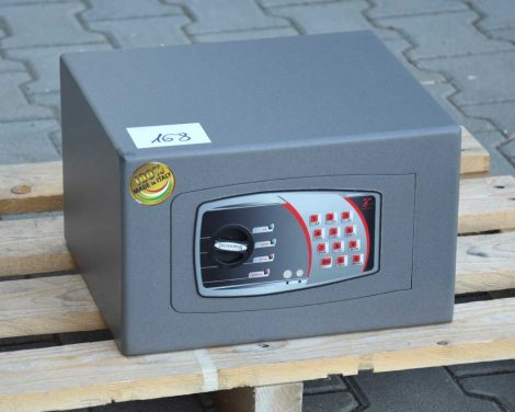 Technomax - SMTO 3 megerősített bútorszéf elektronikus zárral (ELADVA)
