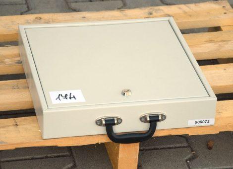 ISS - Nürnberg 1 hordozható laptop széf (táska)