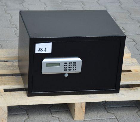 KingSAFE - Basic 30 E elektronikus bútor trezor / ÚJ
