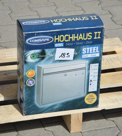 COMSAFE - Hochhaus II rozsdamentes postaláda / új