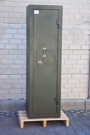 Használt BOVAS FSZ 6B/186cm iratszekrény (ELADVA)