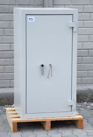 Használt GST Tresor - Dortmund 6 tűzálló irodai páncélszekrény (ELADVA)