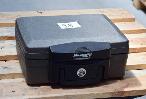 Master Lock - H0100 tűzbiztos vízálló kazetta